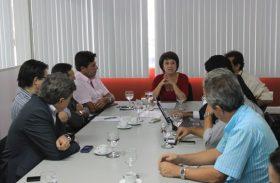 Jeanine Pires defende fortalecimento do setor químico-plástico de Alagoas
