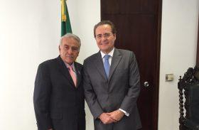 Renan Calheiros quer trazer unidade da Embrapa para Alagoas