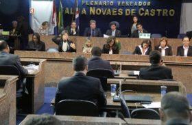 Câmara de Maceió define composição das comissões permanentes