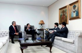 Renan Filho defende autonomia do Ministério Público de Contas