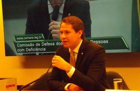 Pedro Vilela é escolhido como vice-líder do PSDB na Câmara Federal