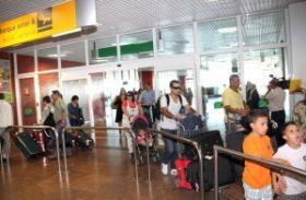 Demanda por transporte aéreo doméstico reduziu 7,8% em maio