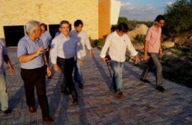 Agricultura estreita parceria com a Ufal em visita a Campus de Delmiro