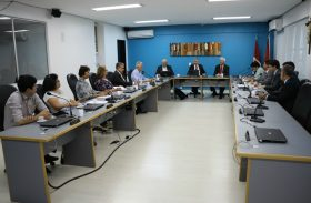 MPE e Focco definem comissão para acompanhar atividades da Assembleia