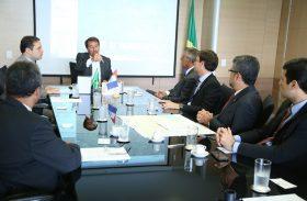 AMA entrega a Ministério da Integração diagnostico da seca