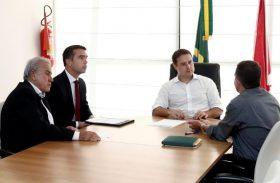 Governador discute agricultura com representantes da classe trabalhadora
