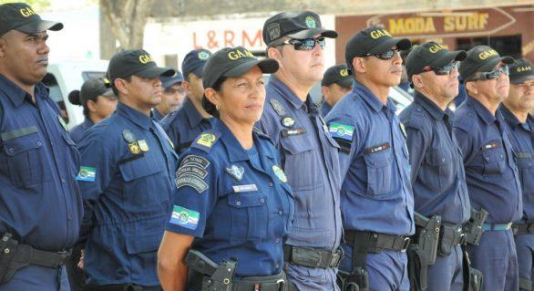 Renan Filho quer usar guarda municipal para reforçar segurança do Estado