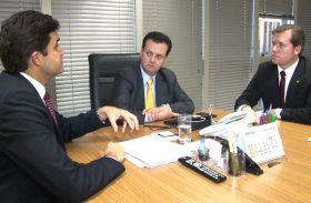 Em Brasília, Rui Palmeira viabiliza recursos para Maceió
