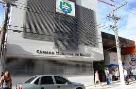 Começa o 'troca-troca' de partidos na Câmara Municipal de Maceió