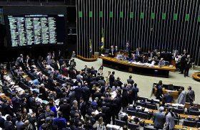 Câmara rejeita emenda que trata do financiamento privado de campanhas