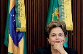 """Em entrevista, Dilma diz que não há """"base real"""" para impeachment"""