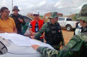 Loteamento de vereador é embargado no município de Batalha