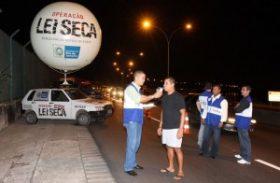 Polícia Federal reforça a Operação Lei Seca em Alagoas