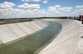 Assembleia fará sessões no interior para debater utilização da água do Canal do Sertão