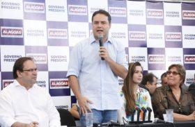 Renan Filho será homenageado por produtores de leite de Alagoas