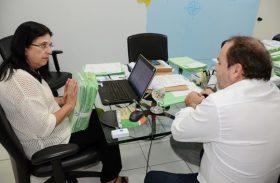 Saúde dá continuidade ao processo de pagamento de fornecedores