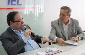 Barbosa solicita apoio da bancada para liberação de R$ 25 milhões