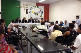 Eleições 2016:  G8 fará reuniões em Maceió e mais cidades do interior