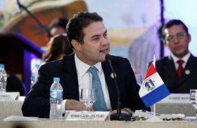 Governador participa da reunião itinerante do Conselho Nacional de Educação