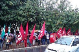 No 'fica Dilma', CUT faz ato em defesa da liberdade e da democracia