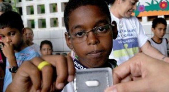 Campanha vai diagnosticar doenças negligenciadas em estudantes de Alagoas