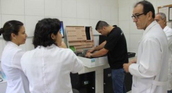 Laboratório do IMA recebe equipamentos para monitorar rios em AL