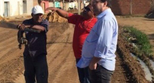 Após 12 anos, Arapiraca recebe obras para construção de escola estadual