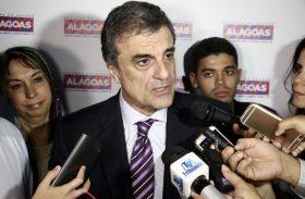 'O povo de Alagoas tem que ter orgulho do que está acontecendo aqui'