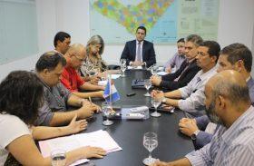 Servidores do Detran iniciam contato com Mesa de Negociação do Governo