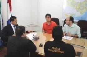 Estado amplia canal de negociação e analisa demanda de papiloscopistas