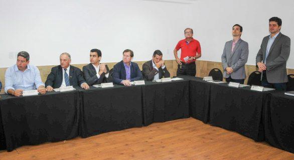 Prefeitura busca apoio da bancada federal para projetos