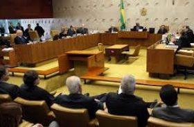 STF concede prazo de 15 dias para defesa de Cunha e Collor