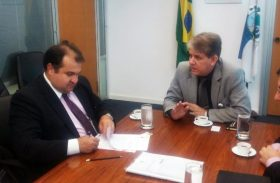 Secretaria da Fazenda assina convênio com Agência Nacional do Petróleo