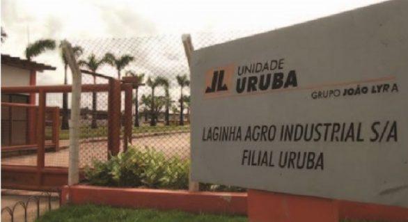 Justiça homologa arrendamento da usina Uruba