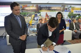 27 municípios serão contemplados com programa de Esgotamento Sanitário