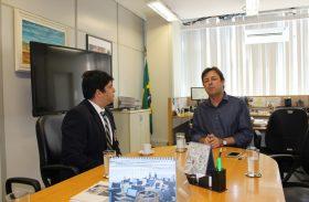 Em Brasília, diretores da CPLA recebem confirmação de pagamento do Programa do Leite