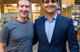 Mark Zuckerberg elogia JHC por seu esforço pela inovação e democratização do acesso à internet