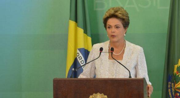 Planalto quer aprovar contas de Dilma para 'robustecer' defesa contra impeachment
