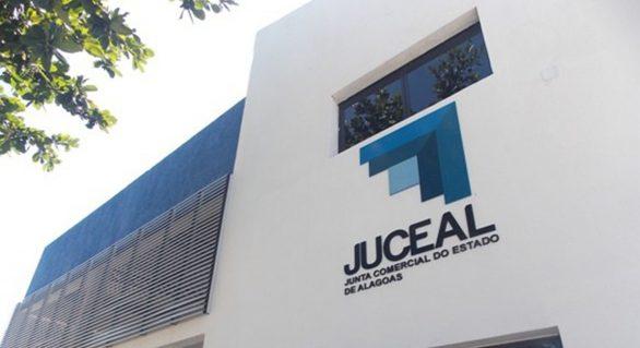 Extinção de empresas em Alagoas cai 17% em abril