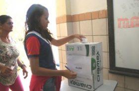Mais de 57 mil votam nas eleições para diretores em Maceió