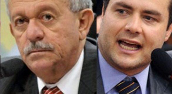 Renan, RF e Biu de Lira 'esquecem' divergências e selam aliança durante jantar