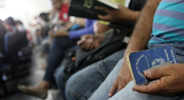 Brasil fecha 2015 com aumento no desemprego