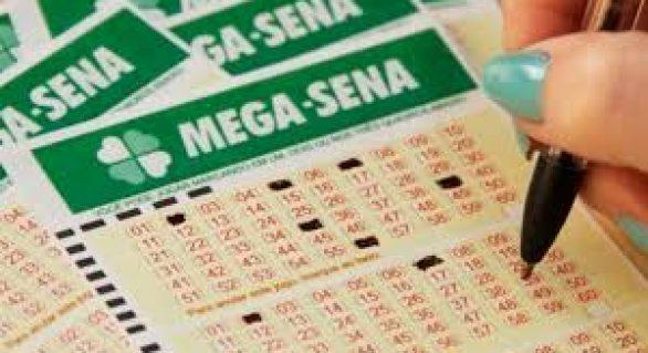 Mega-Sena acumula e deve pagar R$ 6 milhões no sábado (26)