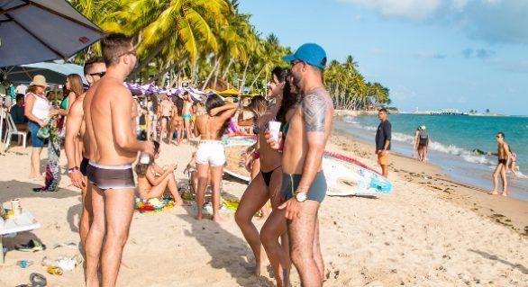 Alagoas recebe mais de 500 mil turistas para festas de Réveillon