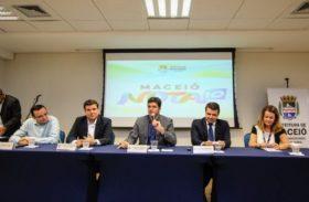 """""""Município quer estimular a educação fiscal e ampliar receita"""", diz Rui Palmeira"""