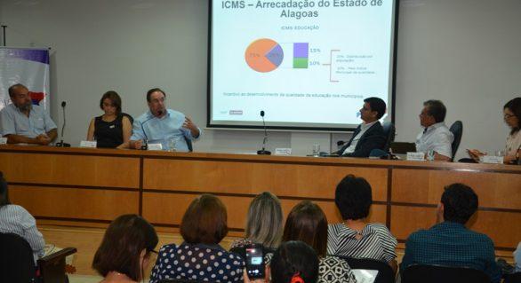 ICMS Educação quer valorizar ensino nos municípios