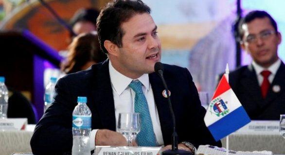 Renan Filho se reúne com Dilma Rousseff e governadores do NE