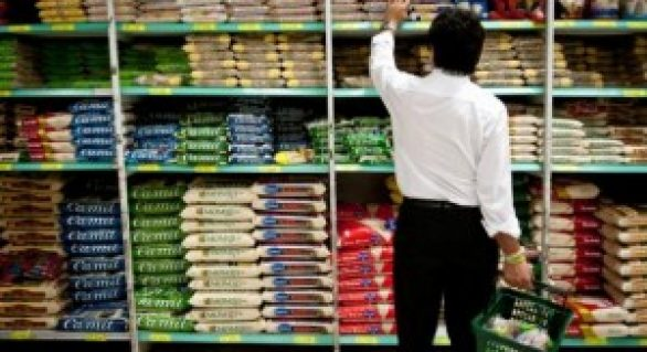 Vendas do setor de supermercados aumentam no acumulado do ano