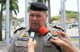 Coronel Lima Junior é o novo secretário de Segurança Pública de Alagoas