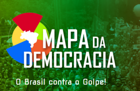 """Mapa da Democracia explica o """"golpe"""" e lista posição de deputados sobre impeachment"""